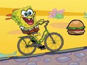 العاب دراجات سبونج بوب الهوائية