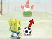 العاب كرة قدم سبونج بوب