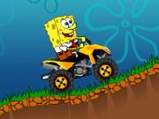 لعبة دراجة سبونج بوب ATV